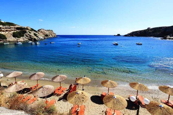 Пляжи на острове Крит просто великолепны