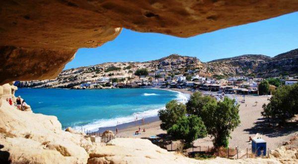 Остров Крит - райский уголок для туристов