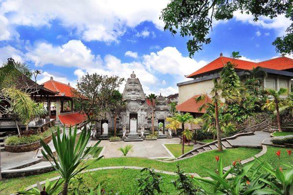Город Убуд - культурный центр острова Бали