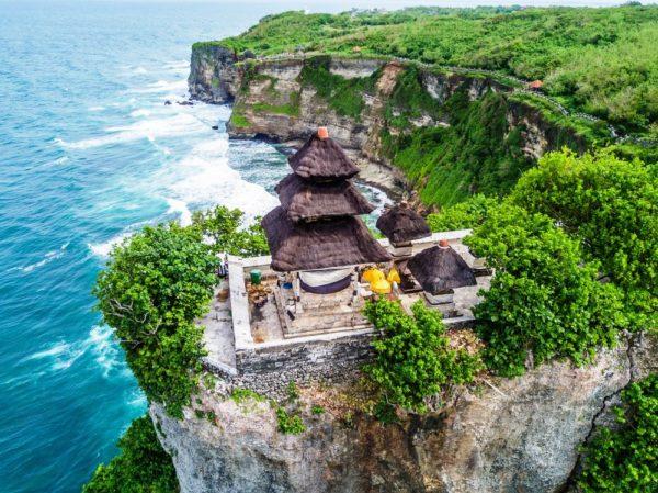 Древний Храм на скале