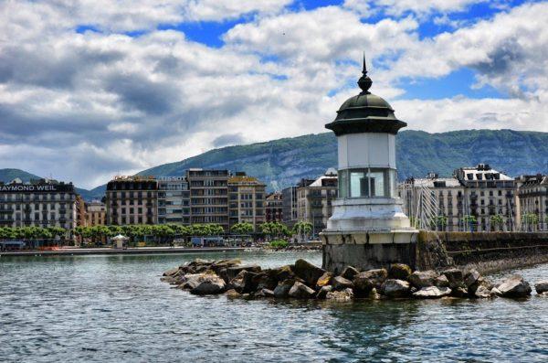 Швейцария Женева