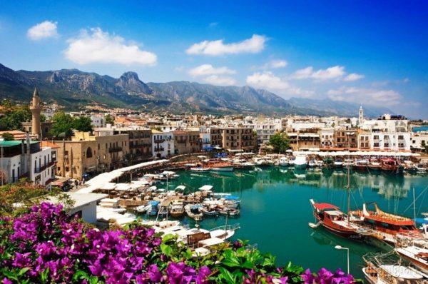 Солнечный и теплый остров Кипр