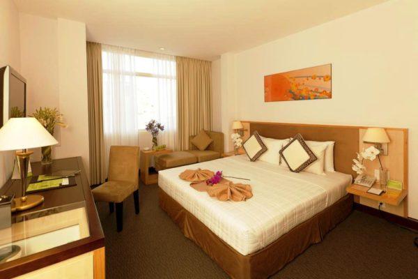 Выбрать правильный отель можно и с тремя звездами