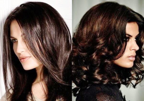 Цвет волос мокко рекомендуется практически всем