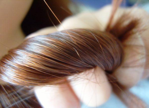 """Чтобы оттенок""""Лесной орех"""" получился насыщенным, нужно учитывать исходный цвет своих волос"""
