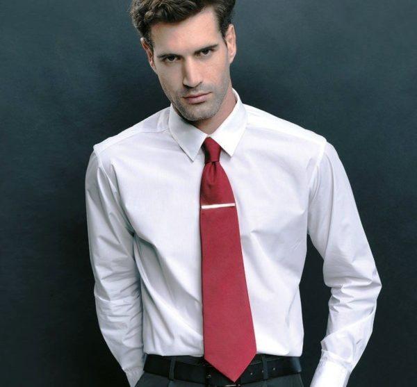 Как подобрать галстук к рубашке 1