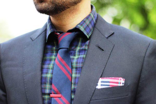 Как подобрать галстук к рубашке 2