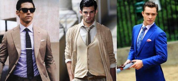 Как подобрать галстук к рубашке 3