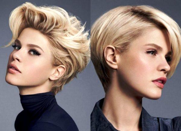 К тому же, подобная укладка скрывает недостатки тонких, редких или слабых волос, в чем выигрывает перед другими модельными прическами