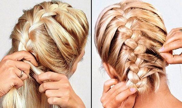 Прически с кортокими волосами