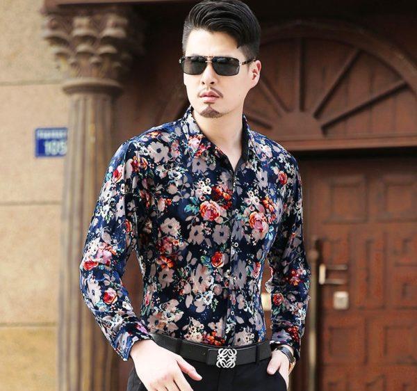 Модная рубашка в этом сезоне должна отличаться необычным дизайном или принтом