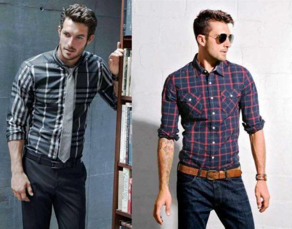 Натуральные рубашки позволяют дышать коже и за ними легче ухаживать