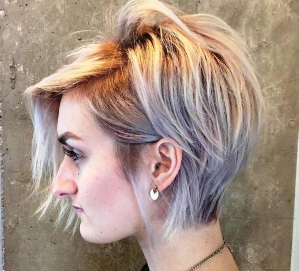 Стрижка Пикси не нуждается в особом уходе, но требует ежемесячного посещения парикмахера
