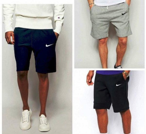 Спортивные мужские шорты - это всегда удобство и комфорт