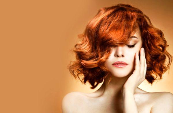 Тонирование волос 4