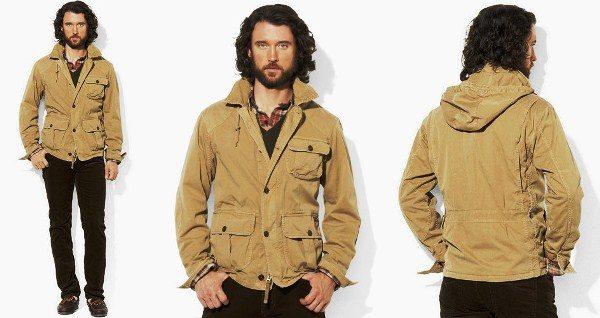 Вельветовые куртки