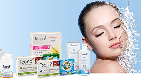Натуральные средства для ухода за кожей лица и тела Teana