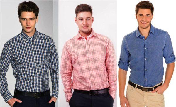 История и стиль мужских рубашек  2