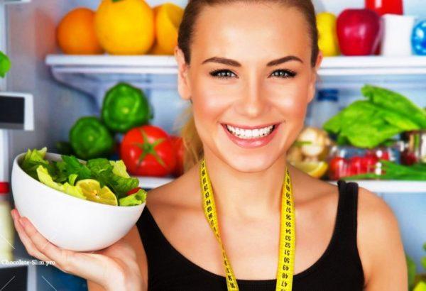 Сбалансированное разумное питание поможет сбросить вес, не потеряв силы и не заработав гастрит