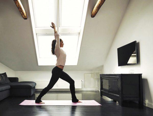 Во время разминки можно выполнять танцевальные и аэробные упражнения