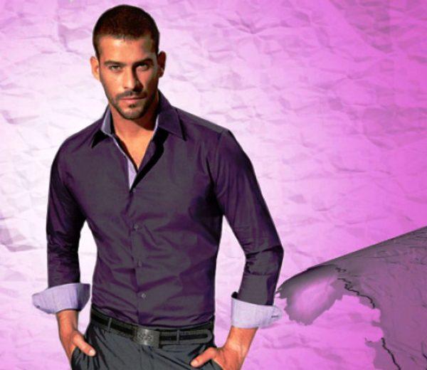 Модные цвета мужских рубашек 5