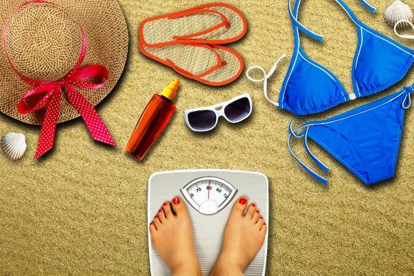 как похудеть к отпуску