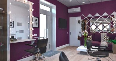 Как обустроить свой салон красоты: подбираем мебель и технику, оформляем интерьер