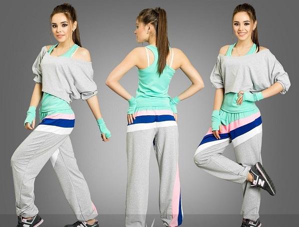 Как выбрать спортивную одежду