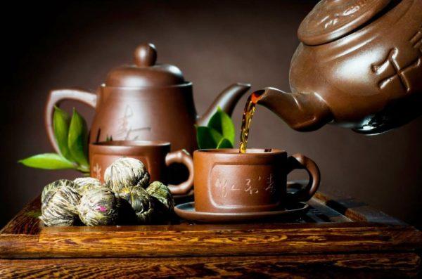 Как правильно заваривать чай 2