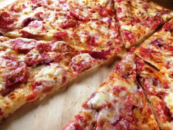 рецепт как быстро приготовить пиццу
