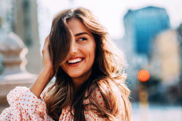 Привлекательная женщина – это женщина, несущая радость