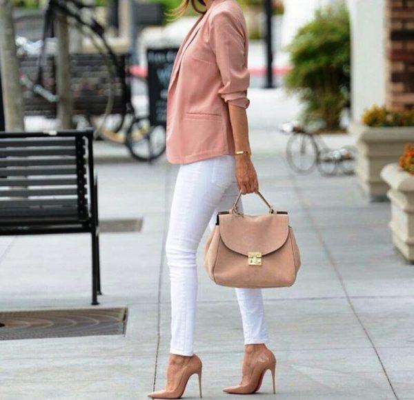 аксессуары для делового стиля в женской одежде