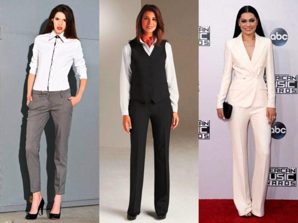Стиль, форма и длина – главные критерии при выборе брюк