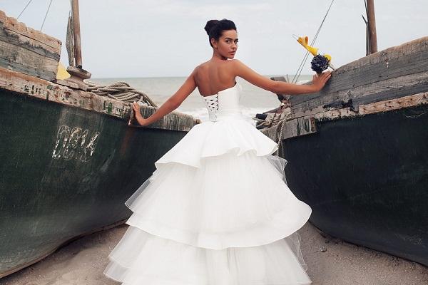 самое лучшее свадебное платье