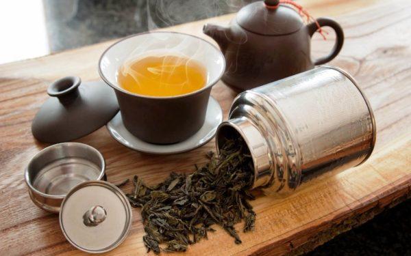 Как правильно хранить зеленый чай