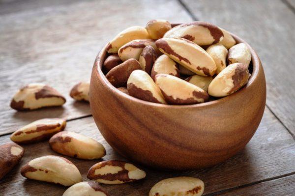 Какие бывают орехи 8