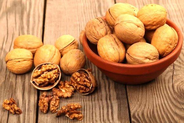 Какие бывают орехи 1