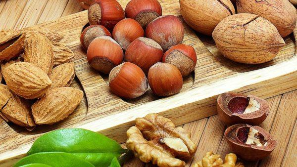 Какие бывают орехи