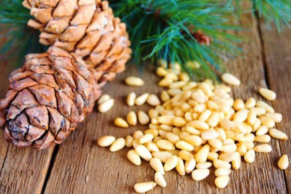 Какие бывают орехи 6