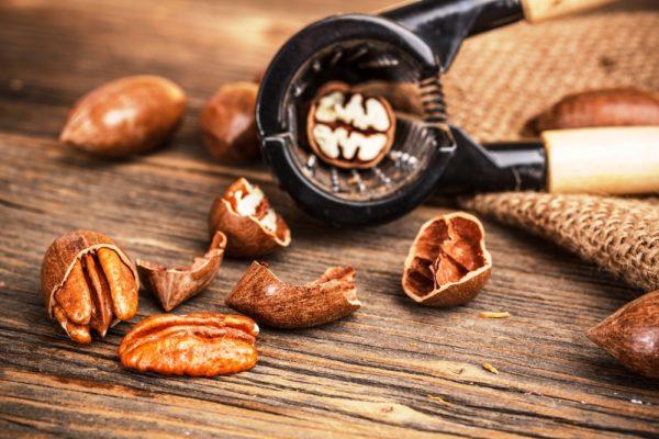 Какие бывают орехи 9