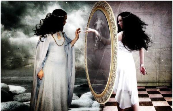 Тайна зеркала