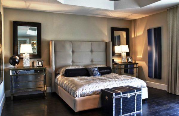 Правильное размещение зеркал в спальне по Фен-шуй