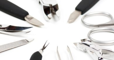 Как выбрать маникюрные инструменты?