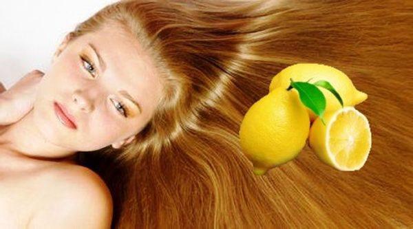 при помощи лимона