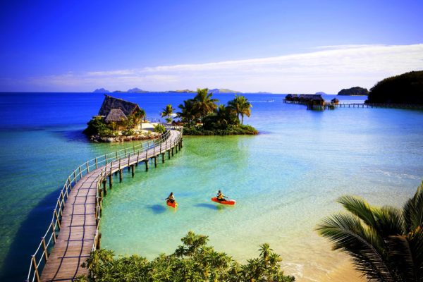 Отдых на острове Фиджи
