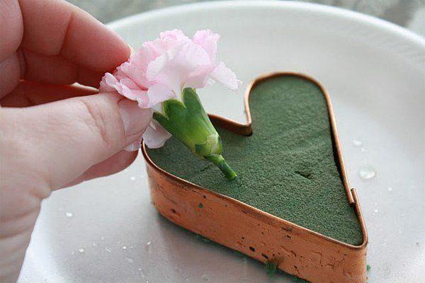 Флористическая пена