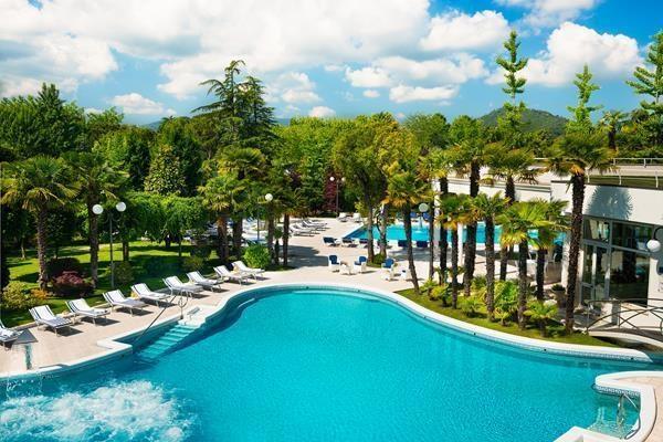 спа курорты Италии