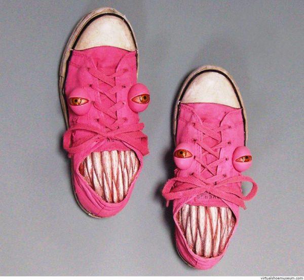 Гвен Мерфи и ее безумная обувь