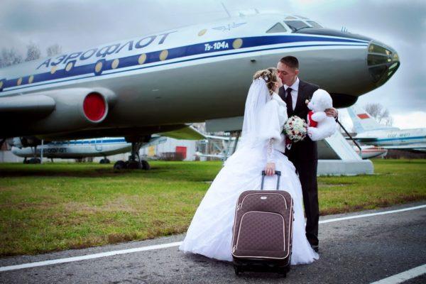 Подарок на свадьбу - путешествие