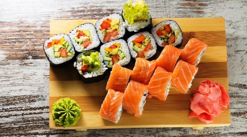 Что такое суши и чем они полезны